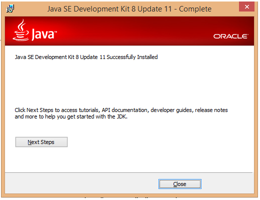 Tutoriel JAVA : installation java JDK 8 - objis com