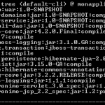 tutoriel-maven-vestion-dependences-plugin-dependency-tree
